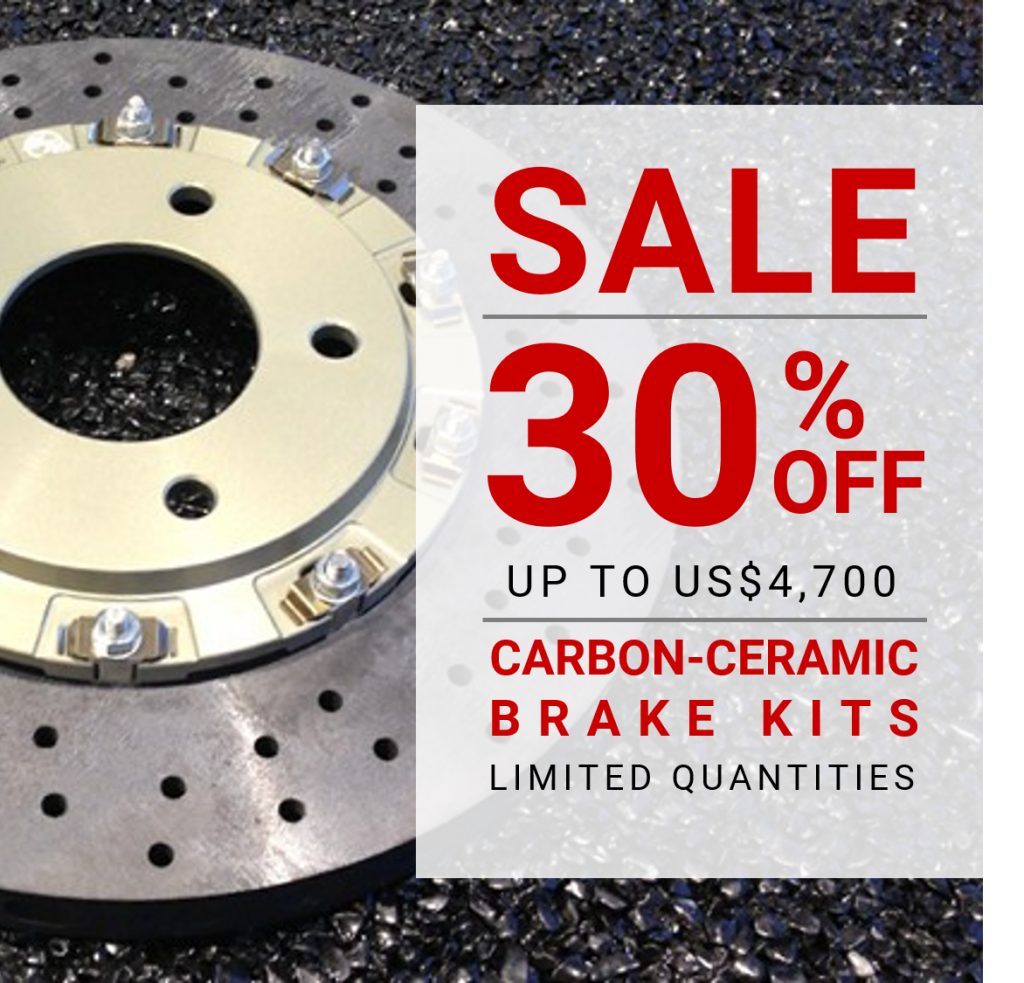 carbon ceramic rotor sale