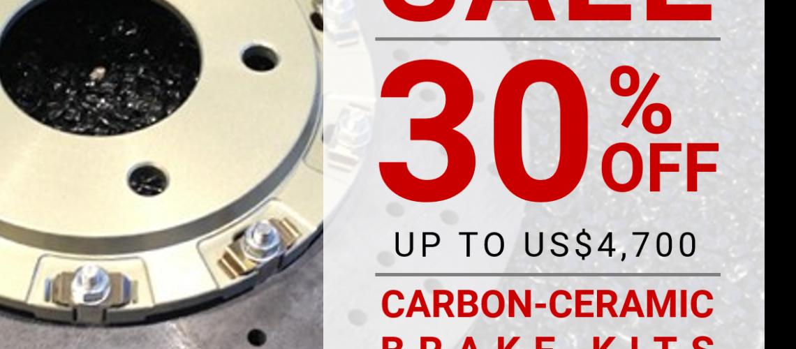 carbon ceramic rotor sale